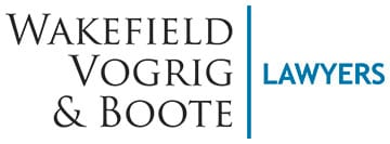 Wakefield Vogrig & Boote Lawyers Logo